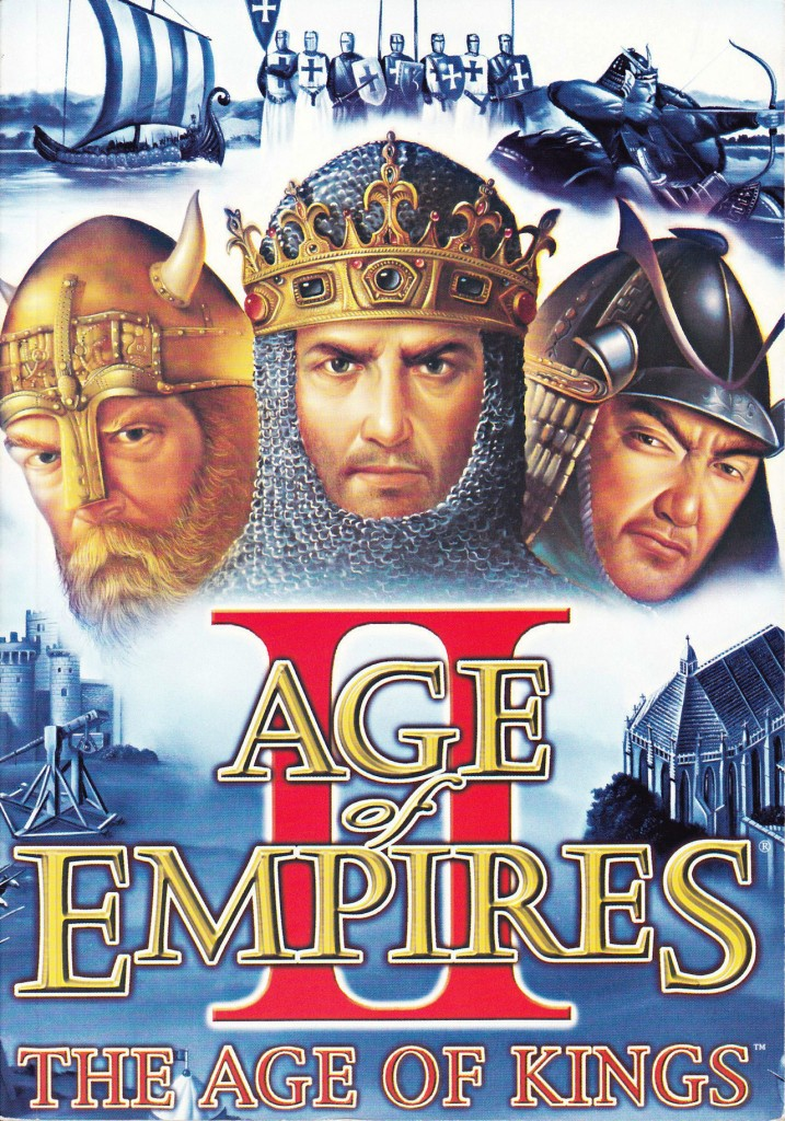 age of empires front