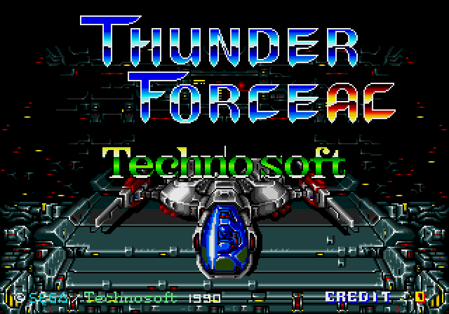 thunderforce ac screen